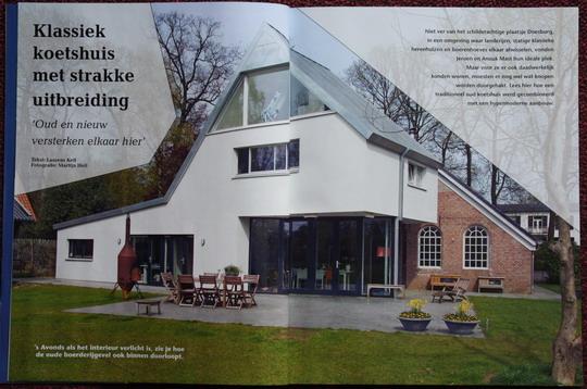 Boerderij abjz architectenbureau jules zwijsen for Kavel en huis magazine