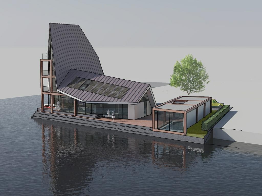 Villa aan het water waterrijk woerden special u abjz